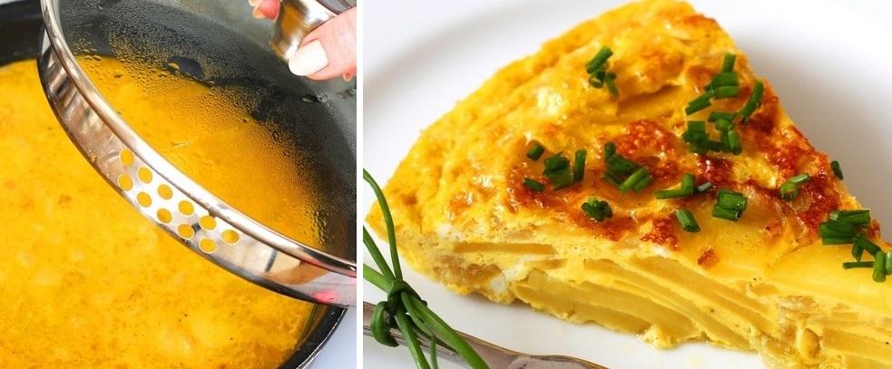 Raňajkové vajíčkové tortilly