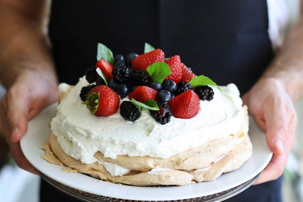 Univerzálny tvarohový krém vhodný do všetkých koláčov a tort