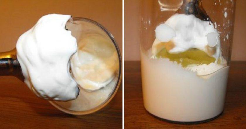 Domáca majonéza bez vajec