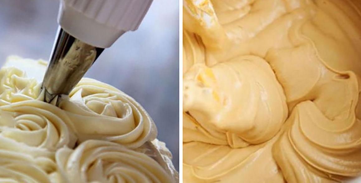 Univerzálny vanilkový krém do zákuskov