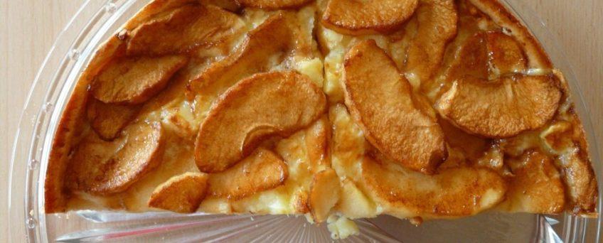 Archívy obrátený jablkový koláč - Receptik.sk 599fc46a56a