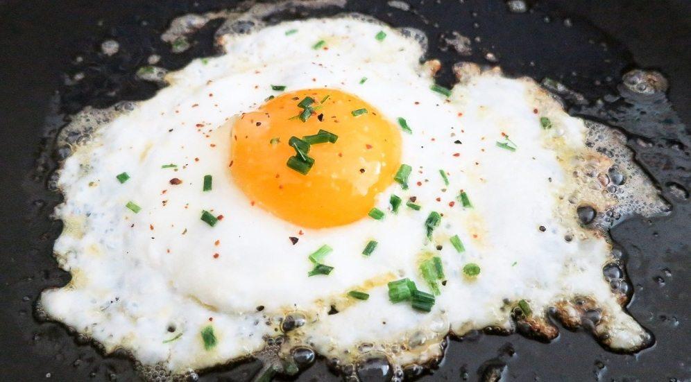 Vajíčka bez masla a oleja