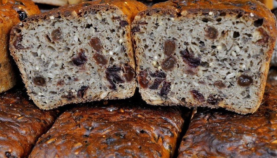 Bezgluténový chlieb