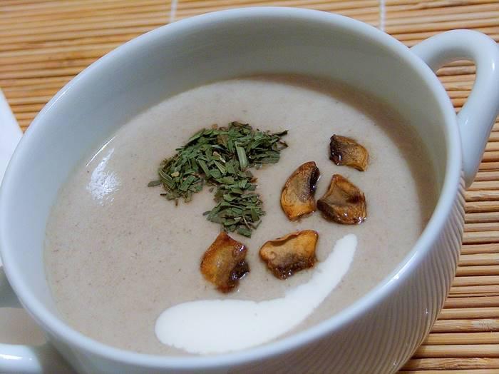 Sýta krémová polievka
