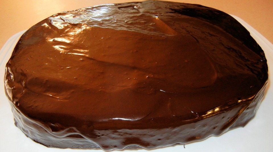 Najlepšia čokoládová poleva ganache