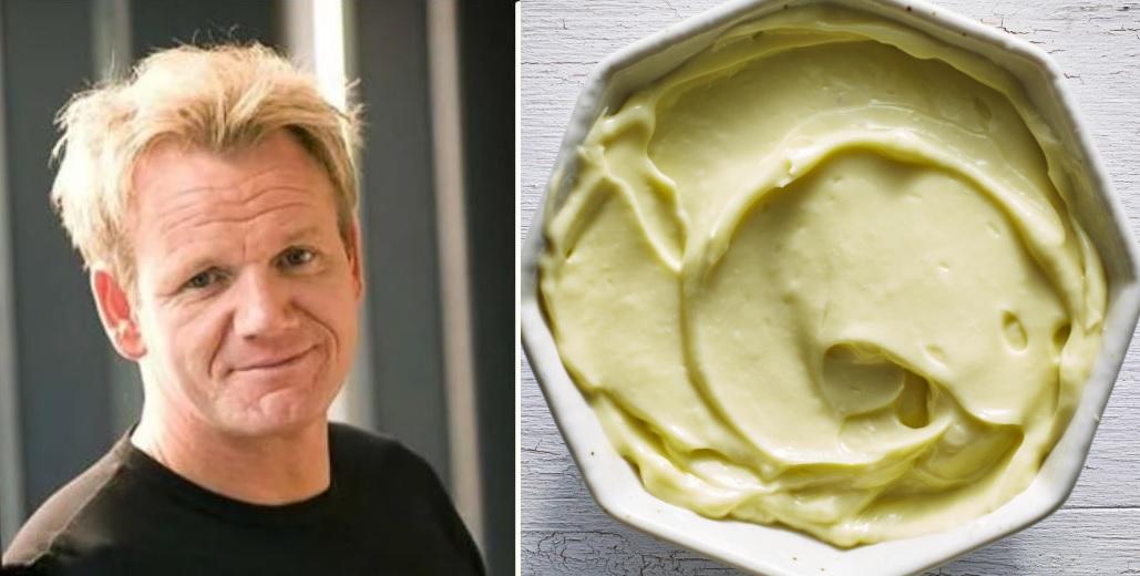 Domáca majonéza podľa Gordona Ramsayho