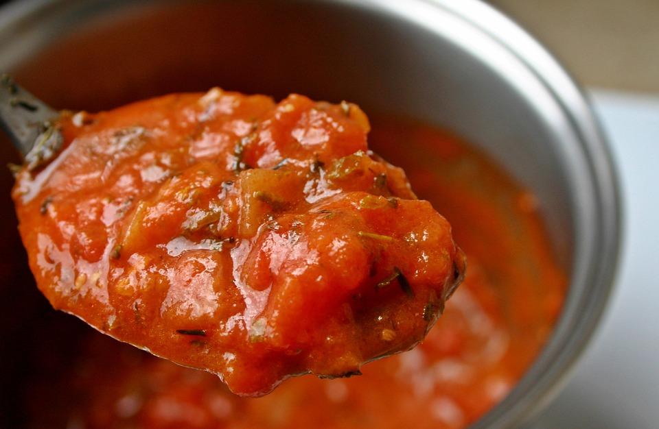Talianska paradajková omáčka