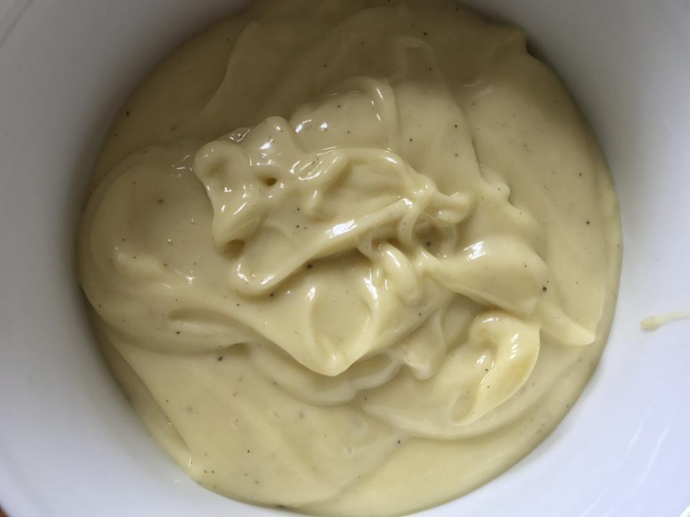 Domáca fitness majonéza