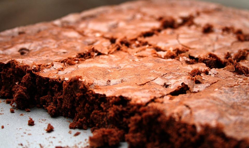 Čokoládový koláč bez výčitiek