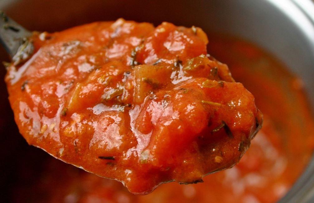 Najlepšia paradajková omáčka na cestoviny a mäso