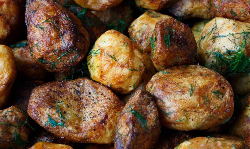 Pečené zemiaky v šupke