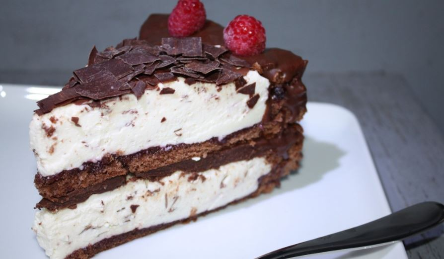 Čokoládové kocky s mascarpone