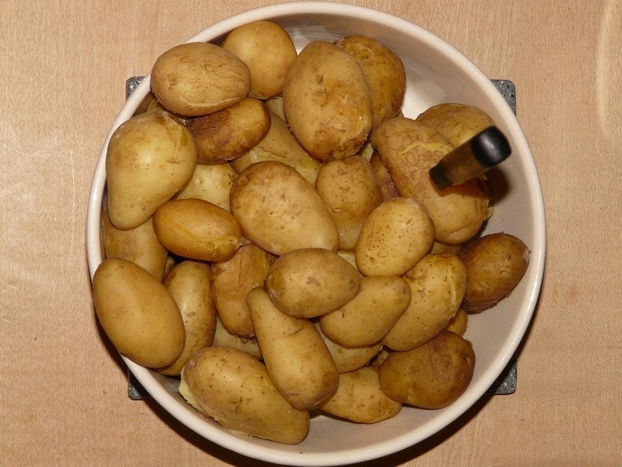 Pravé domáce zemiakové šúľance